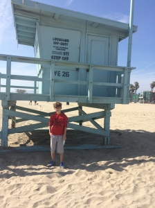Sam in Venice, CA