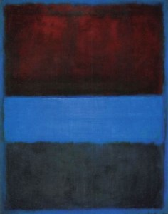 Mark-Rothko-No.61-Rust-and-Blue-1953 Museum of Contemporary Art
